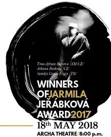 Winners of Jarmila Jerabkova 2017